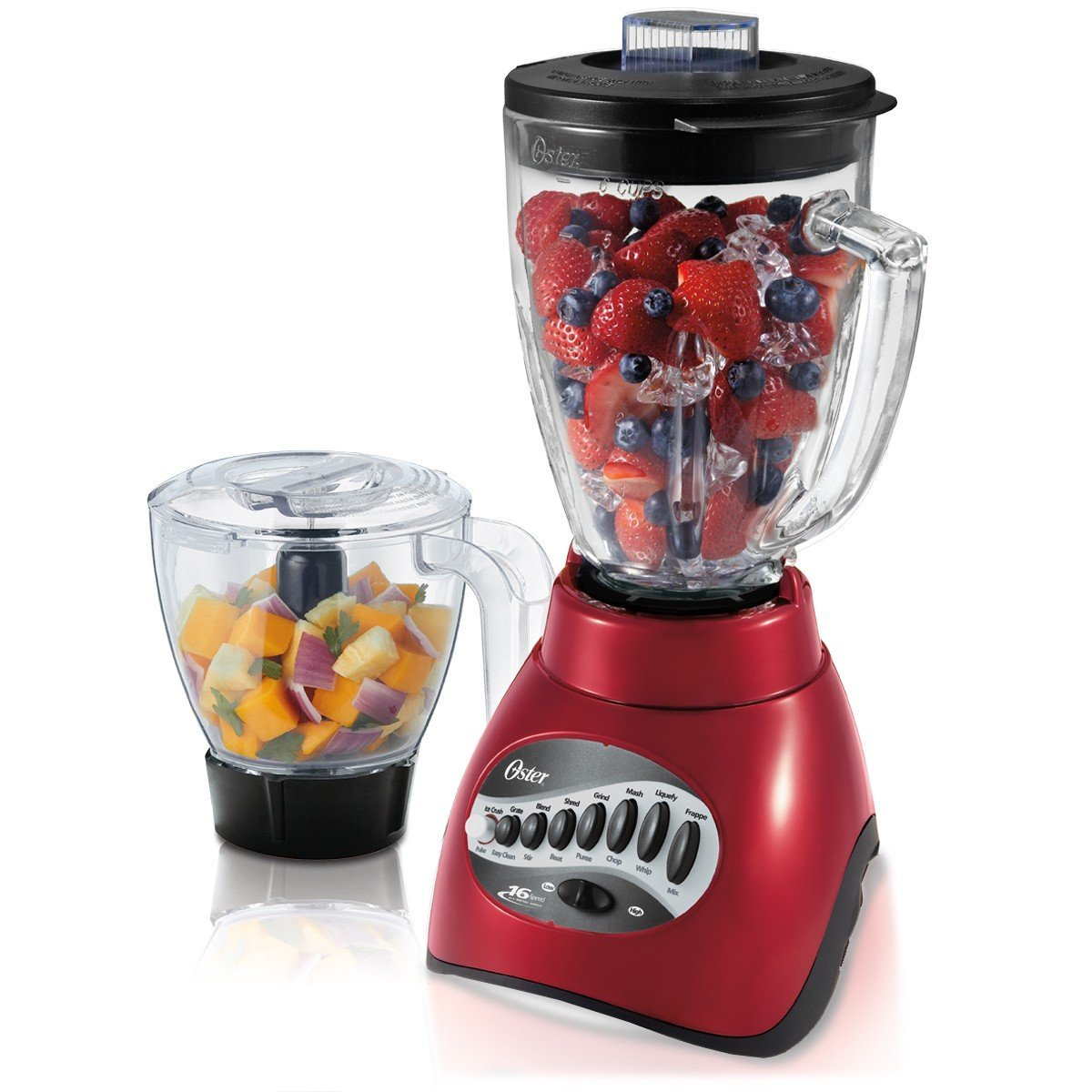 Oster  Speed Blender With Food Processor